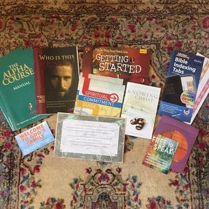 Religion booklet collection